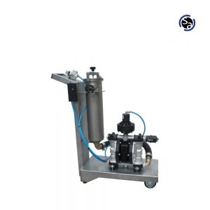 PUMP FOR LIQUID SUCTION COD. 240