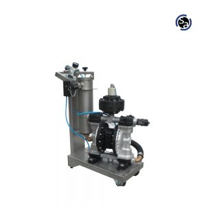 PUMP FOR LIQUID SUCTION COD. 241