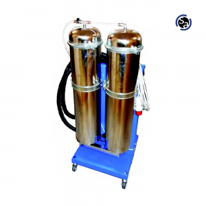 Dust removal filters: EFFE 1, EFFE 2, EFFE MAX
