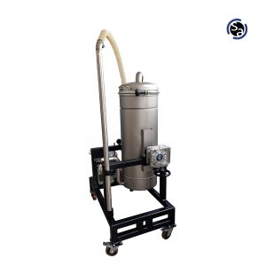 ASPIRATOR FOR THE CLEANING OF THE GRILLING TANKS MOD. NEMO 50-R