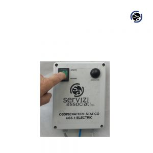 STATIC OXYGENATOR FOR COOLANT ELECTRIC