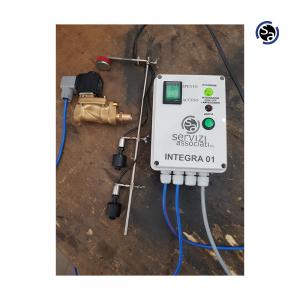 Integra 1 Sistema automatico di ripristino del livello dei liquidi di processo